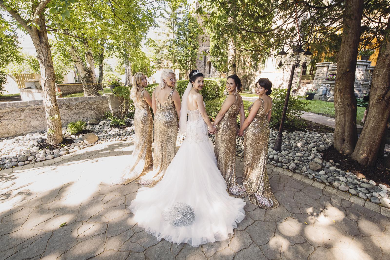 La Wedding Photography: Alana & Louie LA Wedding Photography Valhalla Inn Thunder Bay